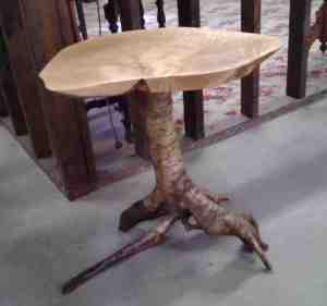 Rusty Gleaves Table 2015 Raffle Item