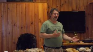 Toby Edwards 2016 speaker on trapping and the fur industry